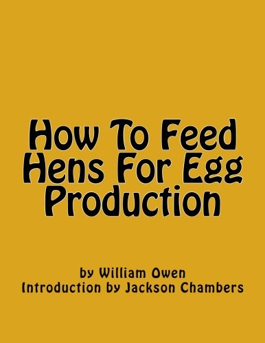 Read Online How To Feed Hens For Egg Production pdf
