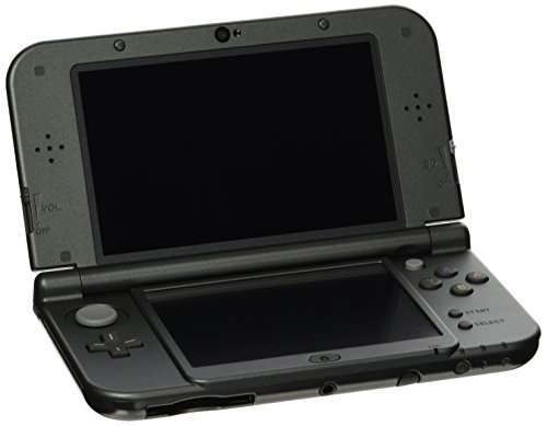 New Nintendo 3DS XL Black by Nintendo