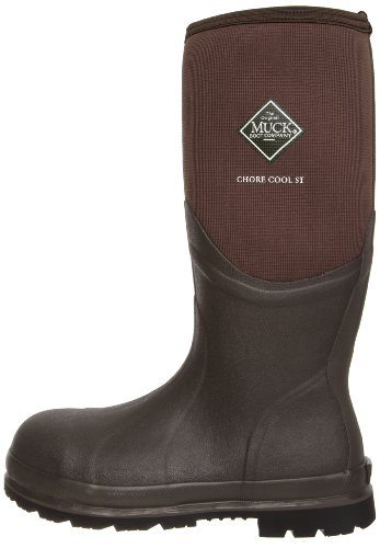 Pictures of Muck Boots Chore Cool Warm Weather Tall Brown 10 D(M) US 4