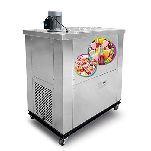 Commercial 4 mold sets ice popsicle stick making machine,ice pop making machine ice lollipop machine
