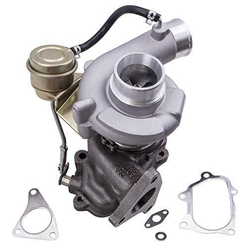 maXpeedingrods TD04L-13T Turbo Turbocharger for Subaru Impreza WRX 02-07/ Forester XT 04-08/ Baja 04-06 /for Saab 9-2X Aero 05-06 TD04L TD04 Turbo Charger 49377-04300 - Impreza Subaru Wrx Turbo