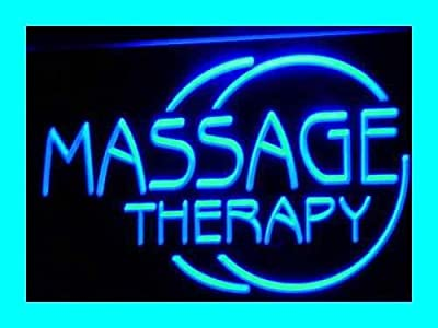Massage Therapy Body OPEN LED Sign Neon Light Sign Display i315-b(c)