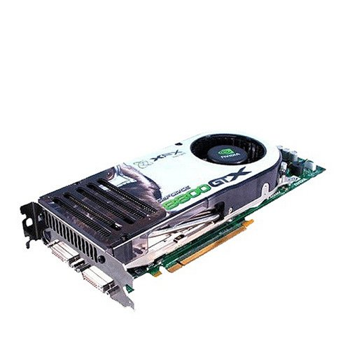 XFX PVT80FSHF9 GeForce 8800GTX 575MHz 768MB PCI Express x16 SLI Ready Video Card ( Dual DVI / S-Video )