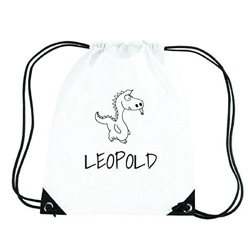 JOllipets LEOPOLD Turnbeutel Sport Tasche PGYM5616 Design: Drache