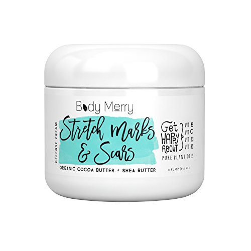 Stretch Marks & Scars Defense Cream Daily