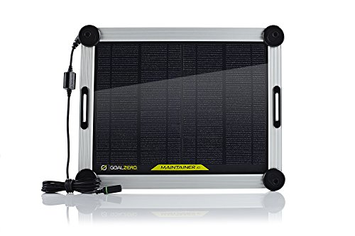 Goal Zero Maintainer 10 Trickle Charger Solar Panel by Goal Zero