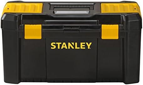 STANLEY STST1-75520 - Caja de herramientas de plastico con cierres de plastico, 48 x 25 x 24 cm: Amazon.es: Bricolaje y herramientas