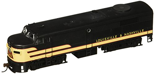 and Nashville HO Scale Alcofa2 Diesel Locomotive - DCC Sound Value On Board ()