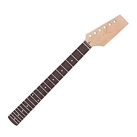 Mástil de Guitarra Eléctrica - Palisandro: Amazon.es: Instrumentos musicales