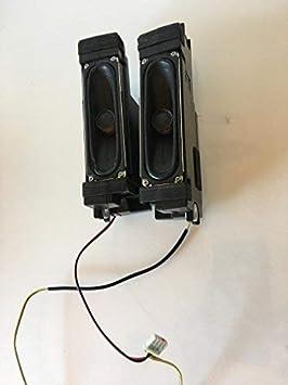 TV UN32H5203 Juego de Altavoces BN96-22995A para Samsung.: Amazon.es: Electrónica
