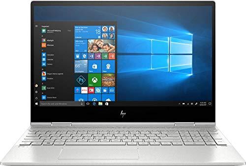HP Envy x360-15.6″ FHD Touch – Core i5-8265u – 8GB – 256GB SSD – Silver