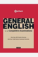 General English for All Competitive Examinations Paperback