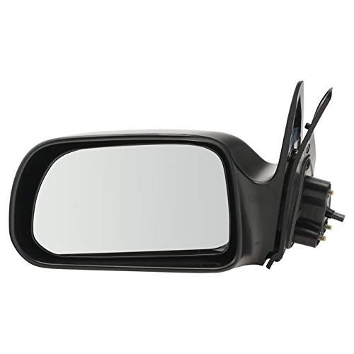 (Manual Remote Side View Mirror Fixed Driver Left LH for 00-04 Tacoma Pickup )