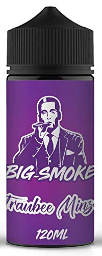 Big Smoke Liquids (Traube Minze, 120ml)