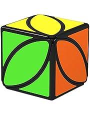 متقلب على شكل مابل ليف على شكل مكعب روبيك لغز لعبة المرح