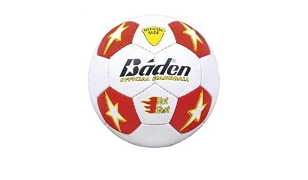 Baden Sports Baden Balonmano Hot Shot Talla 3: Amazon.es: Deportes ...
