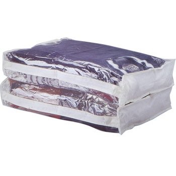 6 Sweater Storage Bags 18 X 12 (3 Packs of 2 Each) The home store