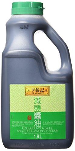 Lee Kum Kee Soy Soy Sauce - Lee Kum Kee 40% Less Sodium Soy Sauce