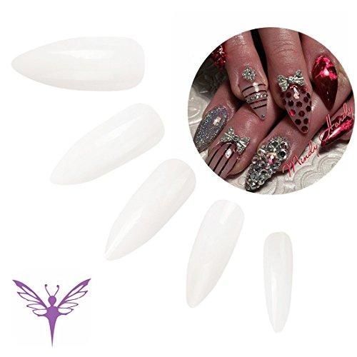 Stiletto Acrylic Nails: Amazon.com