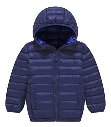 Kids Hooded Jacket Coat - 7