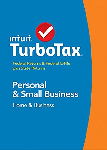TurboTax Home & Business 2014 Fed + State + Fed Efile Tax Software - Win [Download] OLD VERSION (Business Taxes Software)