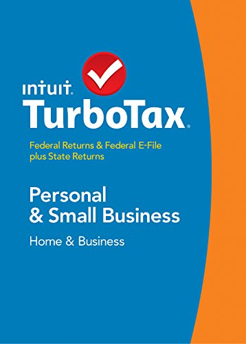 TurboTax Home & Business 2014 Fed + State + Fed Efile Tax Software + Refund Bonus Offer - Win [Download]