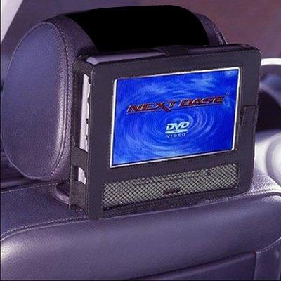 TFY Car Headrest Mount for Swivel & Flip Style Portable DVD Player-9 Inch: Car Electronics