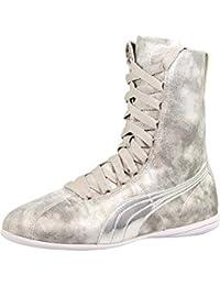 Women's Eskiva Hi Metallic High-Top Fashion Sneaker