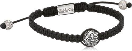 Nialaya - Bracelet - Argent 925 - 0.1 cm - MSTCO_001 - M - Kugeln
