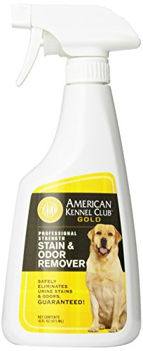 American Kennel Club Gold Pet Stain And Odor Remover Spray