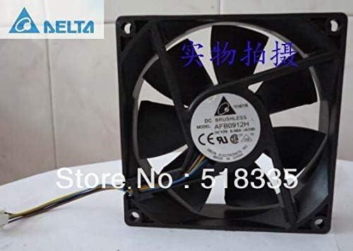 for delta AFB0912H 929225MM 12V 0.30A 4P Server Inverter computer chassis Cooling fan