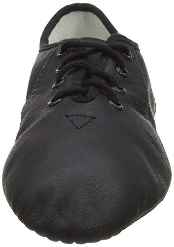 BlochJazzsoft - Zapatos de baile mujer Negro - negro