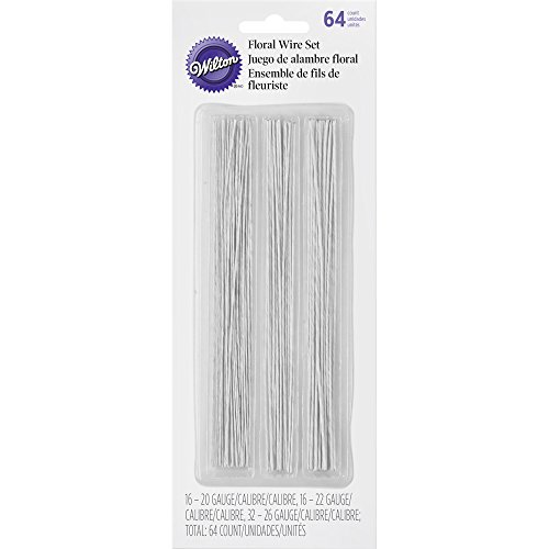 Wilton 1005-4456 Gum Paste Floral Wire