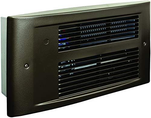 King Electric PX1215-OB-R PX ComfortCraft Wall Heater 1500W; 120V Oiled -