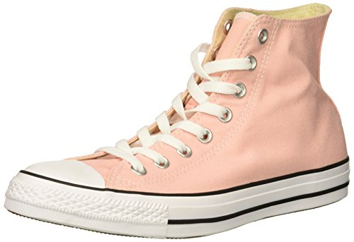 - Converse Chuck Taylor All Star 2018 Seasonal High Top Sneaker, Storm Pink, 6 M US
