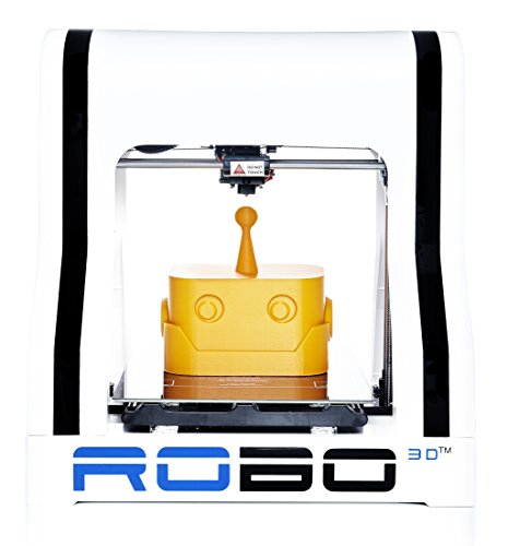 ROBO 3D R1 Plus - 254x223x203mm / 11.498cm3