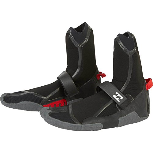 Billabong Men's 3Mm Furnace Carbon X Split Toe Boot Black - Manufacturers Wetsuit
