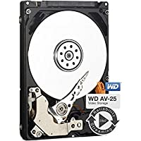 Western Digital,Storite WD AV-25 WD3200BUCT 320GB 5400 RPM 16MB Cache SATA 3.0Gb/s 2.5 Internal Hard Drive Bare Drive Usage for Video Surveillance