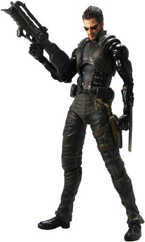 Deus EX: Human Revolution Play Arts Kai Adam Jensen [JAPAN]