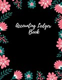 Accounting Ledger Book: Ledger Book | Simple