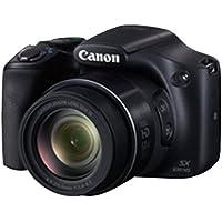 """Câmera Digital Canon PowerShot Superzoom com 16 MP, Tela de 3"""", Zoom Óptico 50x e Filmagem em Full HD - SX530HS…"""