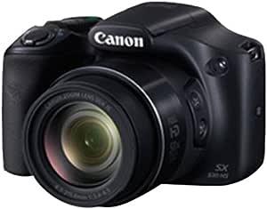 Câmera Digital Canon PowerShot Superzoom com 16 MP, Tela