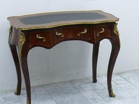 LouisXV escritorio barroco Oficina de estilo antiguo Plat ...