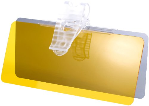 Universal Tag- & Nacht Auto-Blendschutz für die Sonnenblende