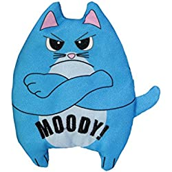 KONG Refillables Purrsonality Moody Cat Toy