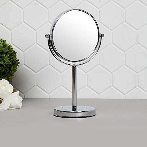 Home Centre Ella Double-Sided Vanity Mirror with Stand