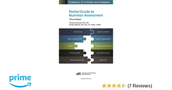 academy of nutrition and dietetics pocket guide to nutrition rh amazon com BS Nutrition and Dietetics academy of nutrition and dietetics pocket guide to nutrition assessment pdf