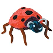 The World of Eric Carle Very Grouchy Ladybug Bean Bag Toy