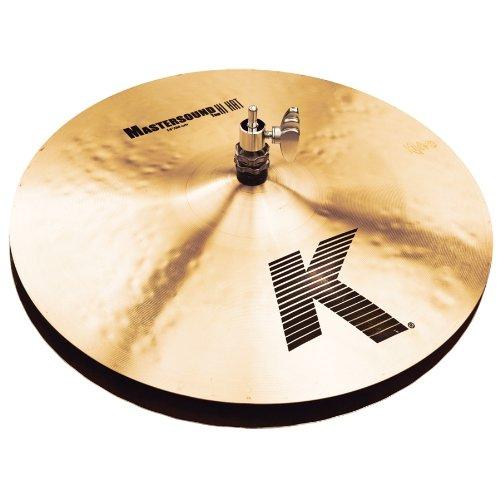 Zildjian 14 Inch K Mastersound Top Hi Hat - Zildjian K0910 NKZL14MS.HHT