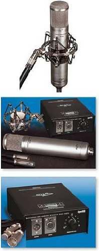 Apex Electronics 460 Tube Microphone by Apex